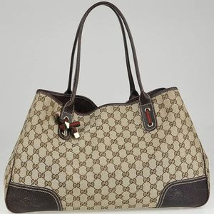 Authentic Gucci Princy tote bag